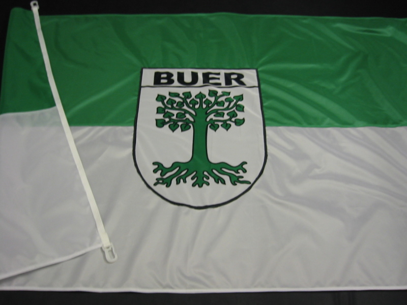 Hissfahne Fahne Flagge Groesse 100/150 Buer