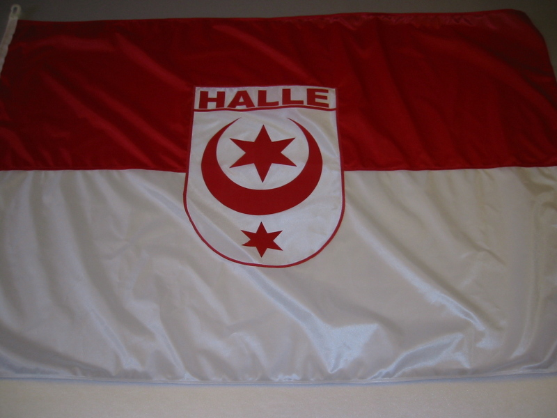 Hissfahne  Fahne Flagge Groesse 100/150 Halle