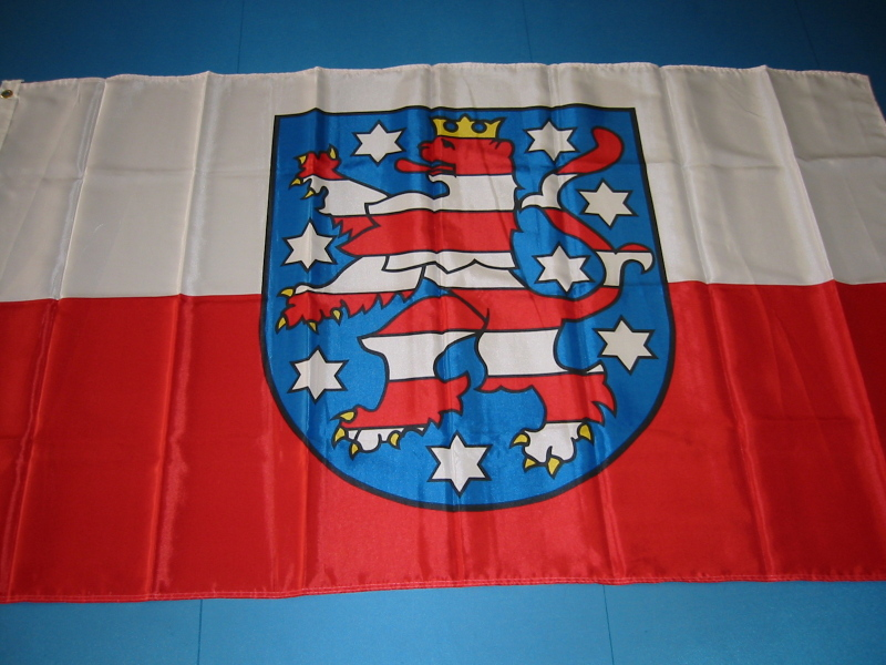 90 x 150 cm Fahnen Flagge Karo Lila Weiß