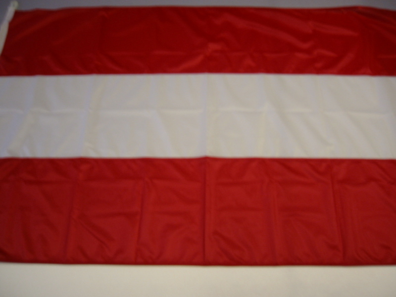 Hissfahne Fahne Flagge Nationalfahne Groesse 150/250 Österreich